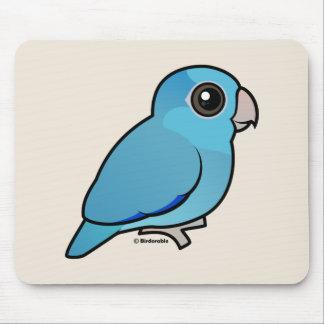 Blue Pacific Parrotlet Mouse Pad