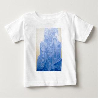 Blue Pagan Church(surreal architecture) Baby T-Shirt