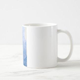 Blue Pagan Church(surreal architecture) Coffee Mug