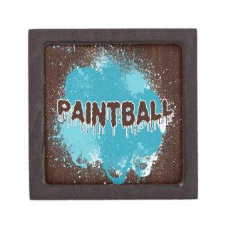 Blue Paintball Premium Gift Box