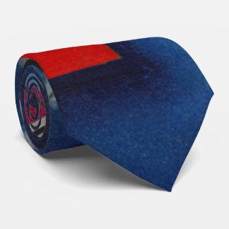Blue Painting by Kandinsky Tie