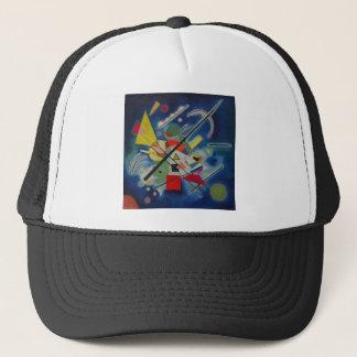 Blue Painting by Kandinsky Trucker Hat
