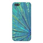 blue palm iphone iPhone 5 case