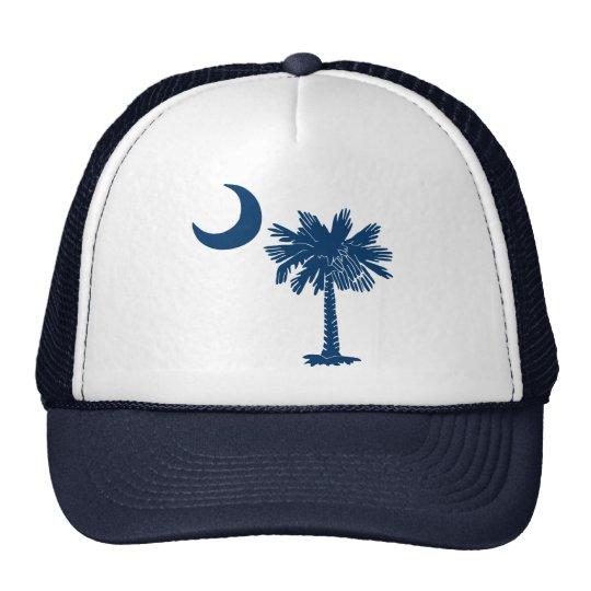 Blue Palmetto Hat