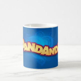 Blue Pandanda Logo Mug