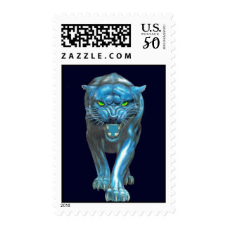 BLUE PANTHER POSTAGE