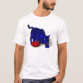 Blue Panther T-Shirt
