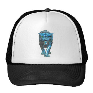BLUE PANTHER TRUCKER HAT