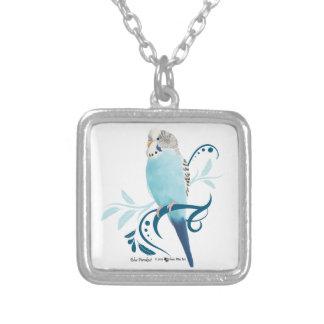 Blue Parakeet Custom Jewelry