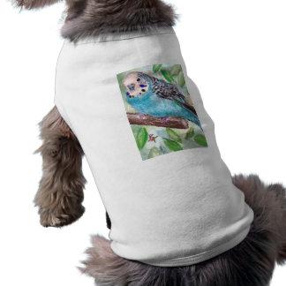 Blue Parakeet Pet Clothing