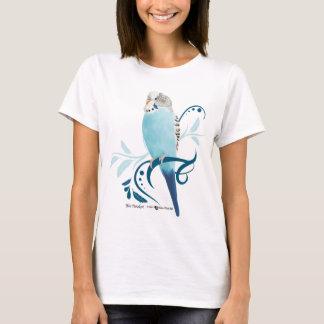 Blue Parakeet T-Shirt