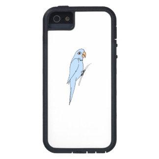 Blue Parrot iPhone 5 Cases