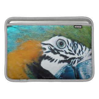 Blue Parrot MacBook Air Sleeve