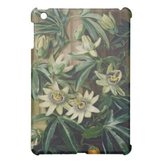 Blue Passion Flower for the 'Temple of Flora' by R Case For The iPad Mini