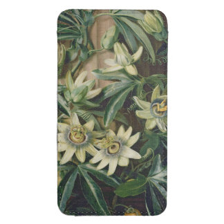 Blue Passion Flower for the 'Temple of Flora' by R Galaxy S4 Pouch
