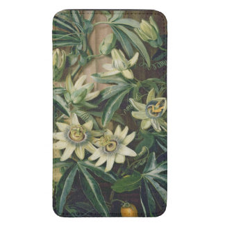 Blue Passion Flower for the 'Temple of Flora' by R Galaxy S5 Pouch