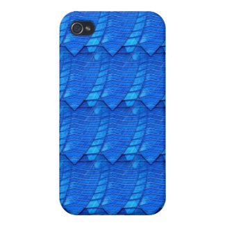 Blue pattern 01 Speck Case Case For iPhone 4