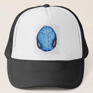 Blue Pattern 2 Trucker Hat
