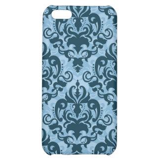 Blue pattern case iPhone 5C cases