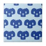Blue Pattern Ceramic Tiles