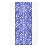 Blue Pattern Flyer