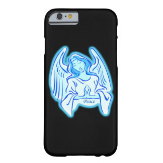 Blue Peace Angel iPhone 6 Case