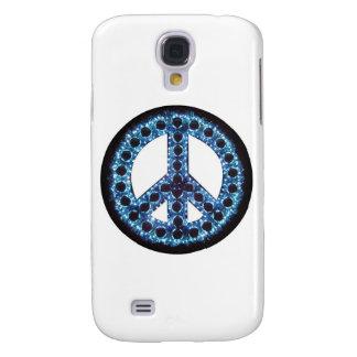 Blue Peace IPhone 3 Case