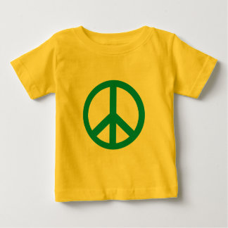 Blue Peace Sign Products Baby T-Shirt