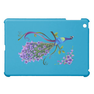 Blue Peacock Ipad Case Cover SPECK