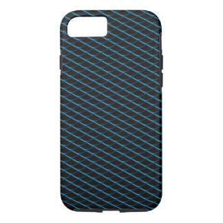 Blue Pearl Automotive Grille Print iPhone 7 Case