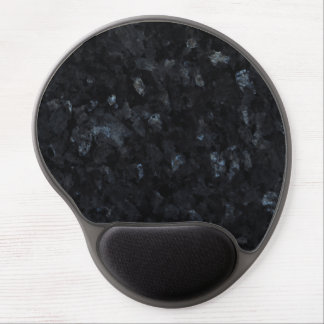 Blue Pearl Decorative Stone - Blue Reflections Gel Mouse Pad