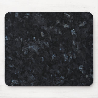 Blue Pearl Decorative Stone - Blue Reflections Mouse Pad