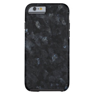 Blue Pearl Stone Pattern Background Tough iPhone 6 Case