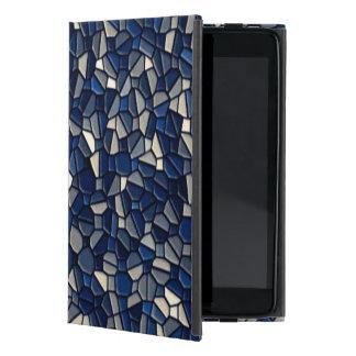 Blue Pebbles Case For iPad Mini