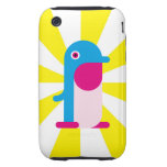 Blue Penguin iPhone 3 Tough Covers