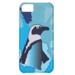 Blue penguin iPhone 5C cases