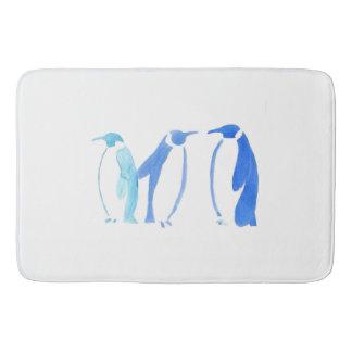 Blue Penguin Large Bath Mat