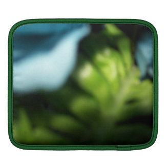 Blue-Petal Apple-iPad-Cover © Roseanne Pears 2012. Sleeve For iPads