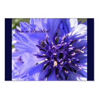 Blue Petals Card