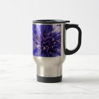 Blue Petals Mug