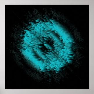 Blue Phantom Poster