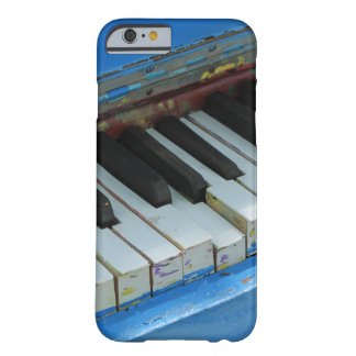 Blue Piano Barely There iPhone 6 Case