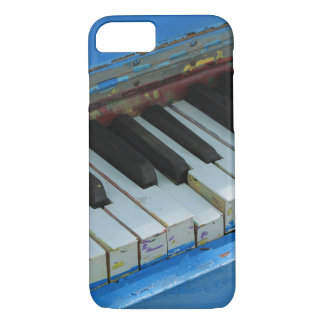 Blue Piano iPhone 8/7 Case