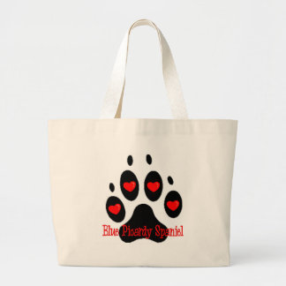 Blue Picardy Spaniel Bags