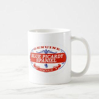 Blue Picardy Spaniel  Coffee Mug
