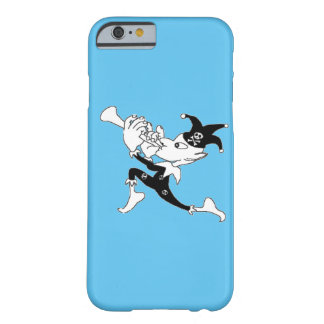 Blue Pied Piper Barely There iPhone 6 Case