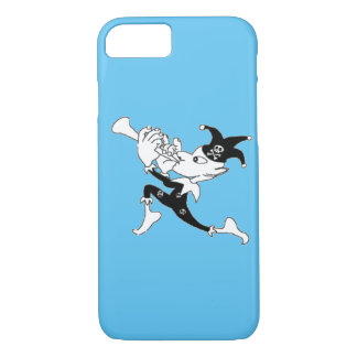 Blue Pied Piper iPhone 8/7 Case