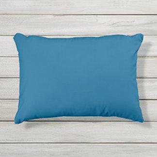 Blue Pillow to match 1960's Retro Flower Power Pil