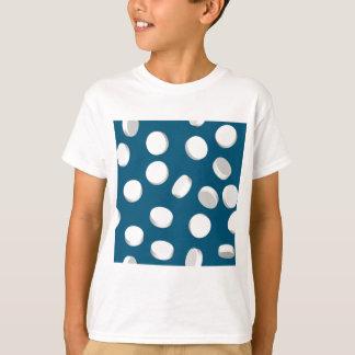 blue pills drugs T-Shirt