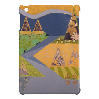 Blue Pines iPad Mini Case